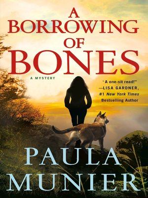 cover image of A Borrowing of Bones