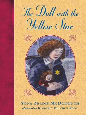 cover image of The Doll with the Yellow Star