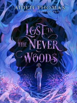 cover image of Lost in the Never Woods