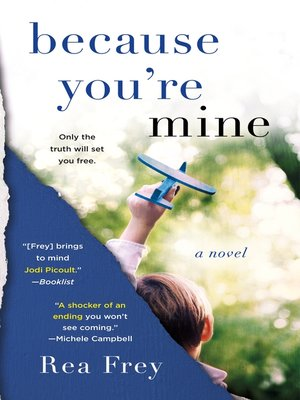 cover image of Because You're Mine