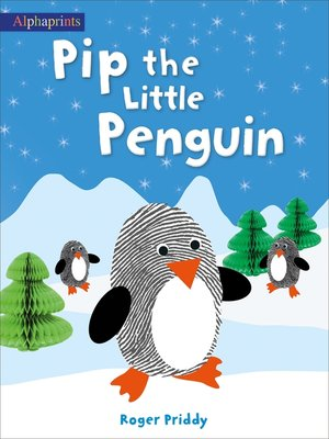 cover image of Pip the Little Penguin