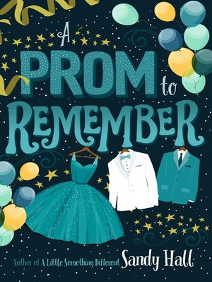 cover image of A Prom to Remember