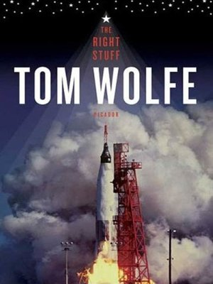 cover image of The Right Stuff