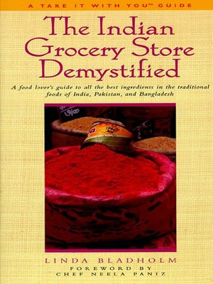 cover image of The Indian Grocery Store Demystified