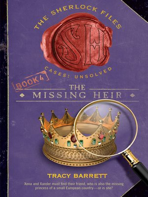 cover image of The Missing Heir