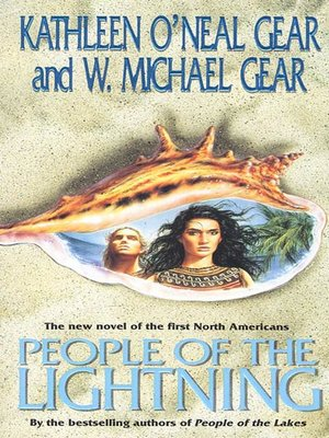 cover image of People of the Lightning