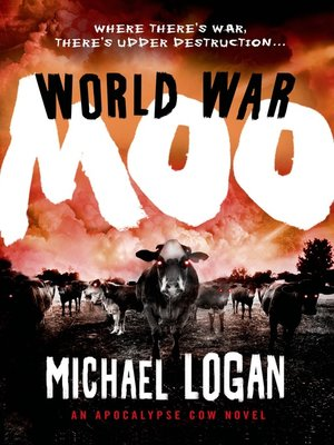 cover image of World War Moo