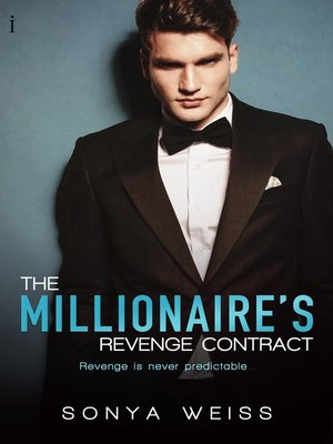cover image of The Millionaire's Revenge Contract