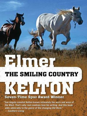 cover image of The Smiling Country