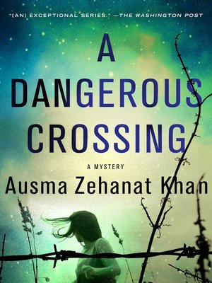 cover image of A Dangerous Crossing--A Novel