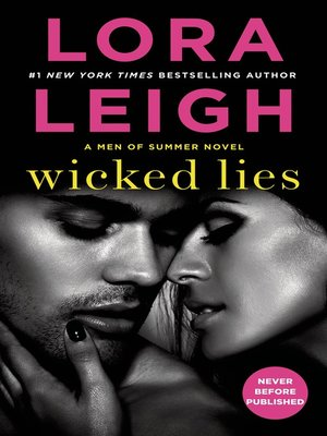 cover image of Wicked Lies