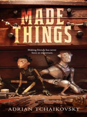 cover image of Made Things