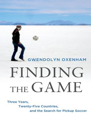 cover image of Finding the Game
