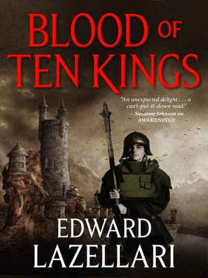 cover image of Blood of Ten Kings
