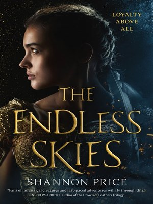 cover image of The Endless Skies