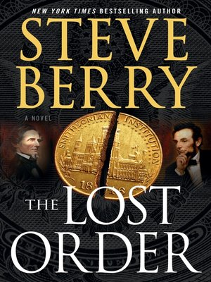 cover image of The Lost Order--A Novel