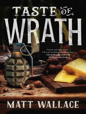 cover image of Taste of Wrath
