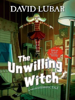 cover image of The Unwilling Witch