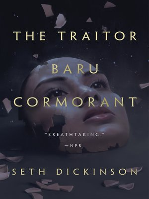 cover image of The Traitor Baru Cormorant