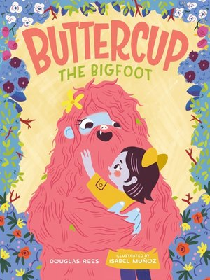 cover image of Buttercup the Bigfoot