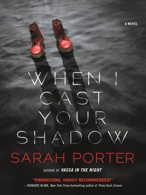 cover image of When I Cast Your Shadow