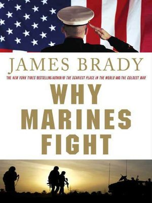 cover image of Why Marines Fight