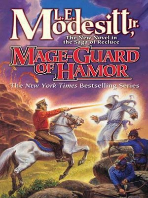 cover image of Mage-Guard of Hamor