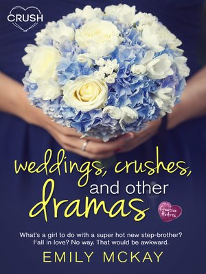 cover image of Weddings, Crushes, and Other Dramas