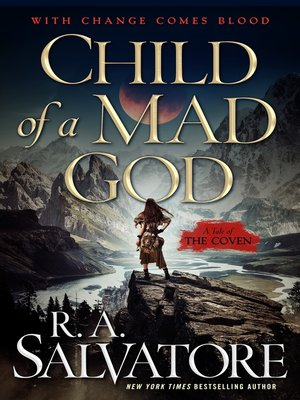 cover image of Child of a Mad God
