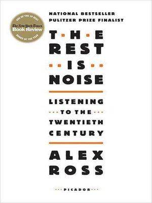 cover image of The Rest Is Noise