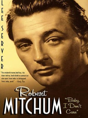 cover image of Robert Mitchum