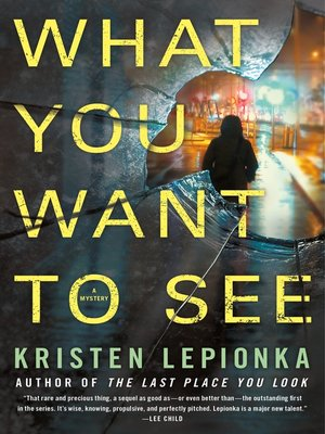 cover image of What You Want to See