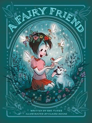 cover image of A Fairy Friend
