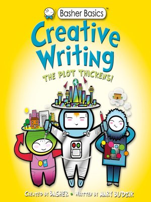 cover image of Basher Basics: Creative Writing