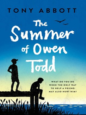cover image of The Summer of Owen Todd