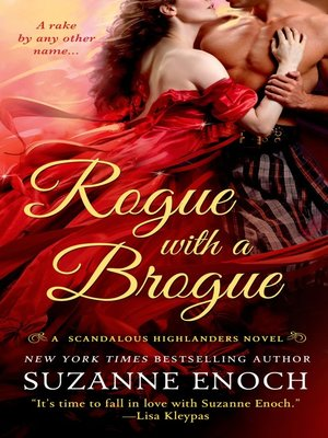 cover image of Rogue with a Brogue