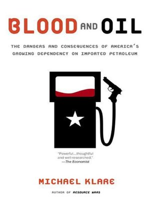 cover image of Blood and Oil
