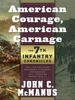 cover image of American Courage, American Carnage