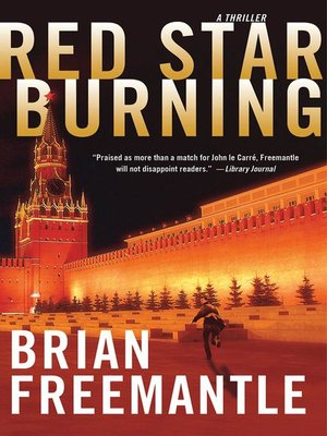 cover image of Red Star Burning