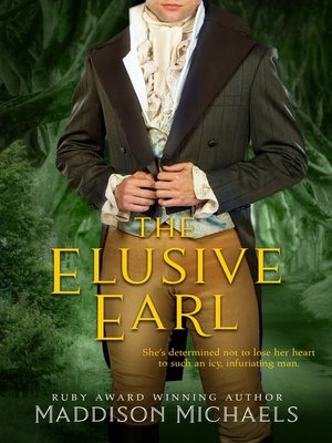 cover image of The Elusive Earl