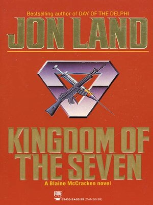 cover image of Kingdom of the Seven