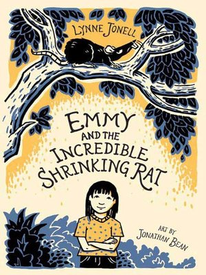 cover image of Emmy and the Incredible Shrinking Rat