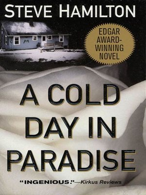 cover image of A Cold Day in Paradise