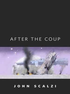 cover image of After the Coup