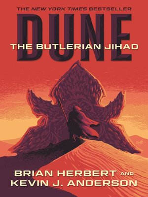 cover image of The Butlerian Jihad