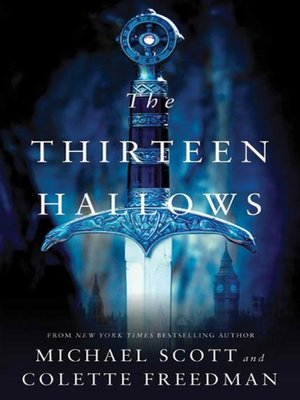 cover image of The Thirteen Hallows