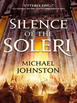 cover image of Silence of the Soleri