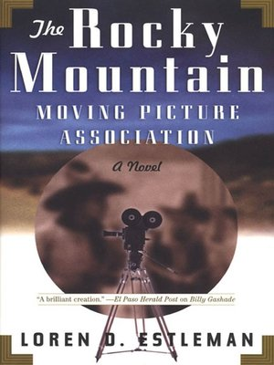 cover image of The Rocky Mountain Moving Picture Association