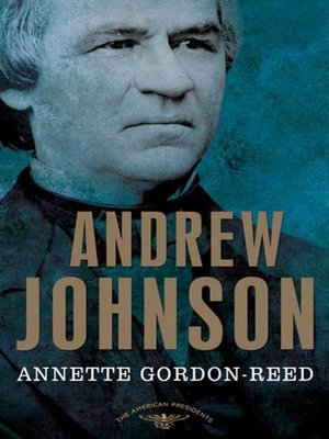 cover image of Andrew Johnson