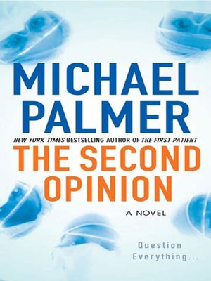cover image of The Second Opinion